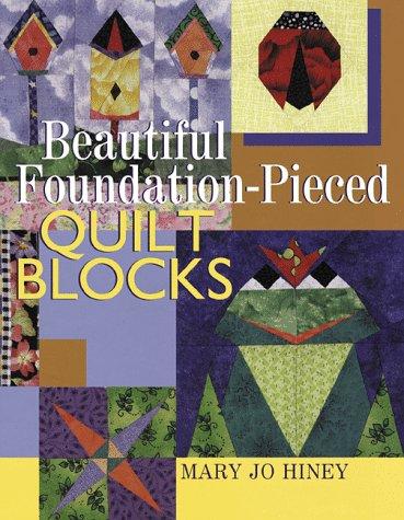 9780806937977: Beautiful Foundation-Pieced Quilt Blocks