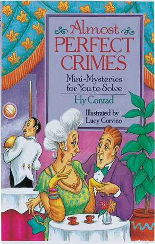 9780806938073: Almost Perfect Crimes: Mini-Mysteries For You To Solve