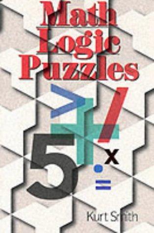 9780806938646: Math Logic Puzzles
