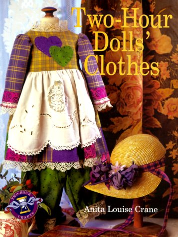 9780806938899: Two-Hour Dolls' Clothes
