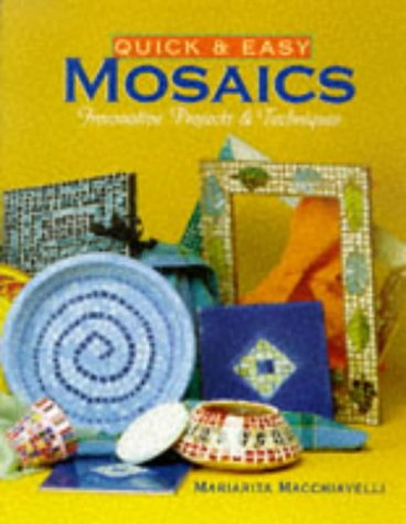 9780806938950: Quick & Easy Mosaics: Innovative Projects & Techniques