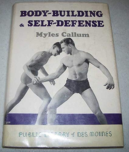 9780806940076: Body-building & Self-defense [Hardcover] by