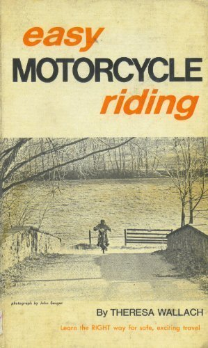 9780806940380: Easy motorcycle riding (Sterling sports books)