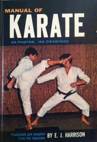 9780806940939: Manual of Karate
