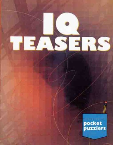 9780806941899: IQ Teasers (Pocket Puzzlers)