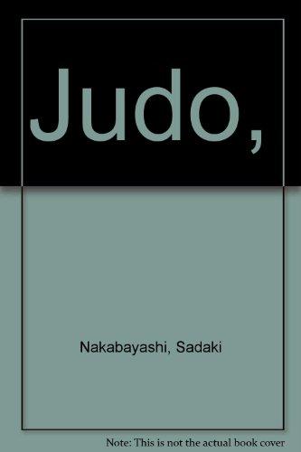 9780806943176: Judo,
