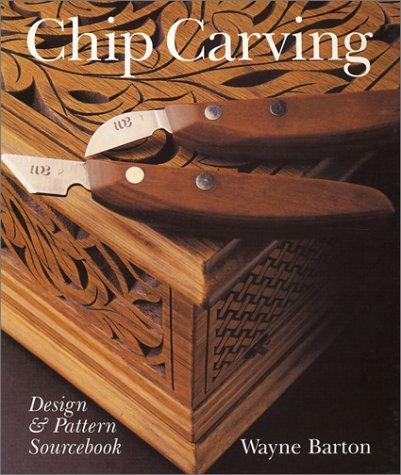 9780806944036: Chip Carving: Design & Pattern Sourcebook