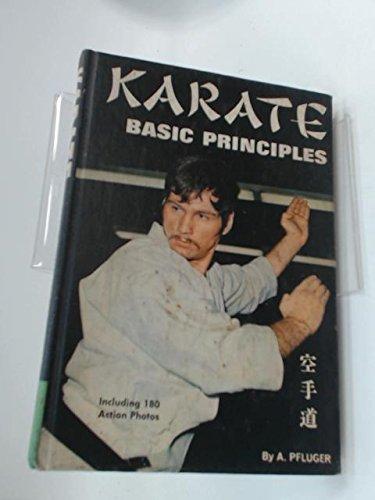 9780806944326: Karate: Basic Principles