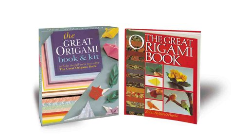 The Great Origami Book & Kit