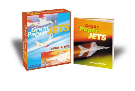 9780806944678: Great Paper Jets Book & Kit