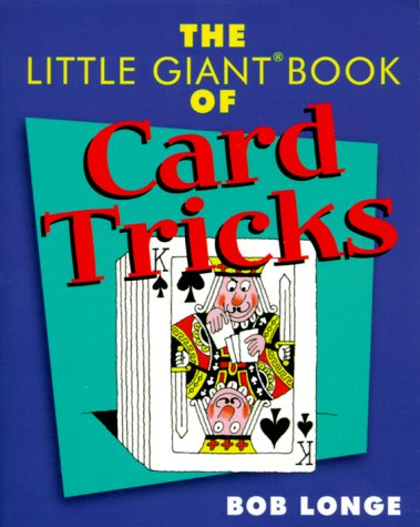 9780806944715: The Little Giant® Book of Card Tricks (Little Giant Books)