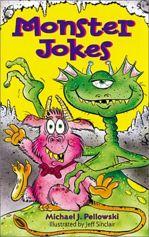 Monster Jokes (0806945850) by Michael J. Pellowski