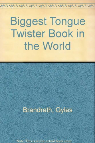 9780806945941: Biggest Tongue Twister Book in the World