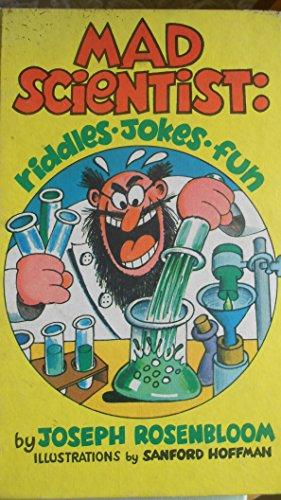 9780806946634: Mad Scientist: Riddles, Jokes, Fun
