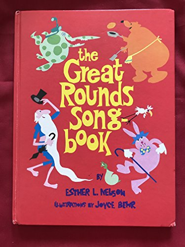 9780806947181: Great Rounds Song Book (English and Multilingual Edition)