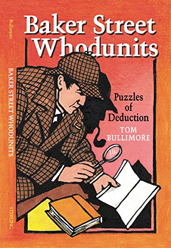 9780806947631: Baker Street Whodunits: Puzzles of Deduction