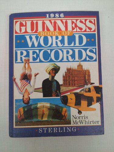 9780806947686: Guinness Book of World Records 1987