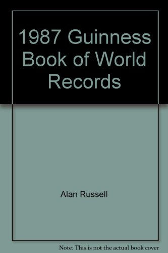 9780806947693: 1987 Guinness Book of World Records