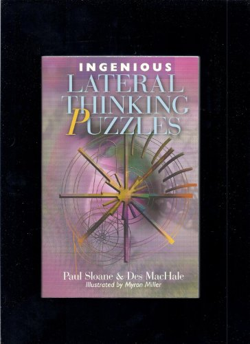 9780806947792: Ingenious Lateral Thinking Puzzles