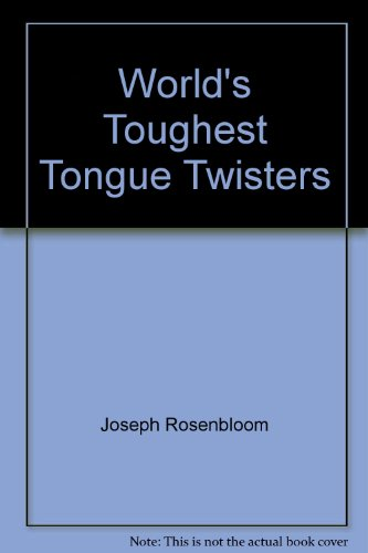9780806948034: Title: Worlds Toughest Tongue Twisters