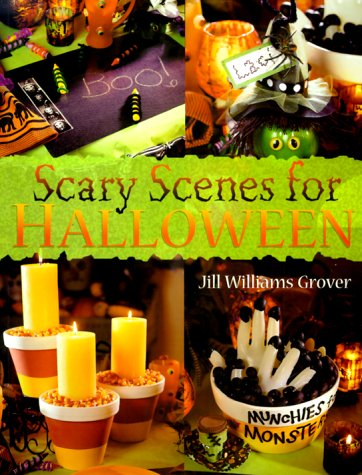 9780806948423: Scary Scenes for Halloween