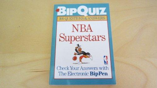 9780806948515: Nba Superstars (Bipquiz Series)