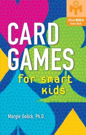 9780806948874: Card Games for Smart Kids (Mensa®)