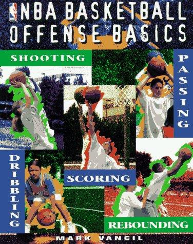 9780806948935: NBA Basketball Offensive Basics