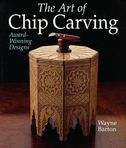 9780806948942: The Art of Chip Carving: Award-Winning Designs