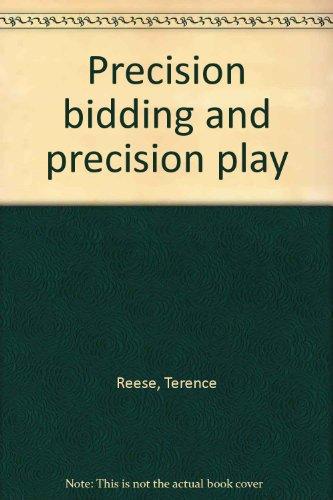 9780806949253: Precision bidding and precision play