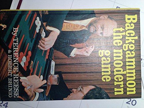 9780806949307: Backgammon, the modern game