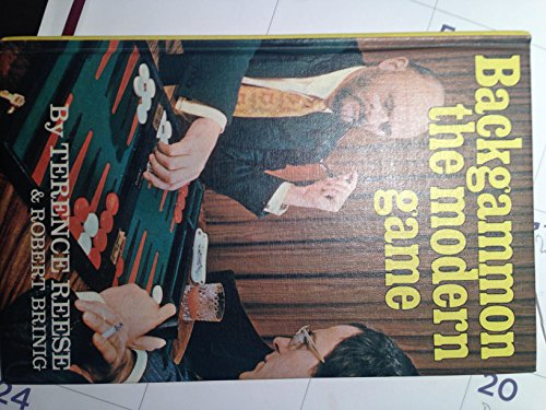 9780806949307: Backgammon, the modern game