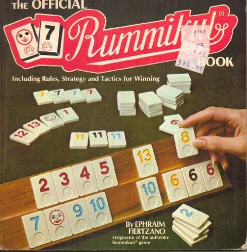9780806949444: Title: The official rummikub book
