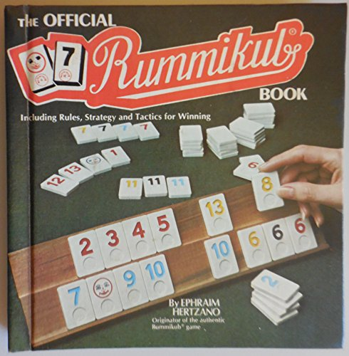 9780806949451: The Official Rummikub Book