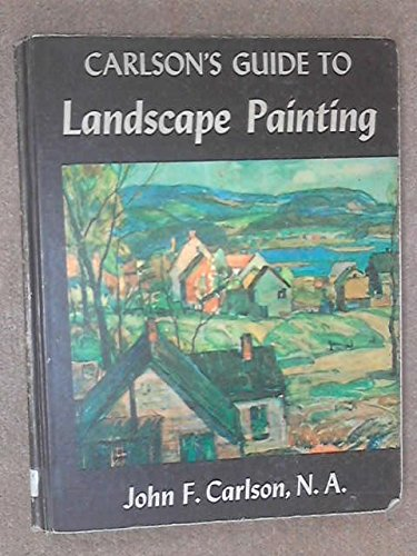 9780806950181: Carlson's Guide To Landscape Painting