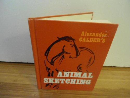 Animal sketching: Calder, Alexander