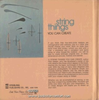 9780806952628: String Things You Can Create (Little Craft Book Series)
