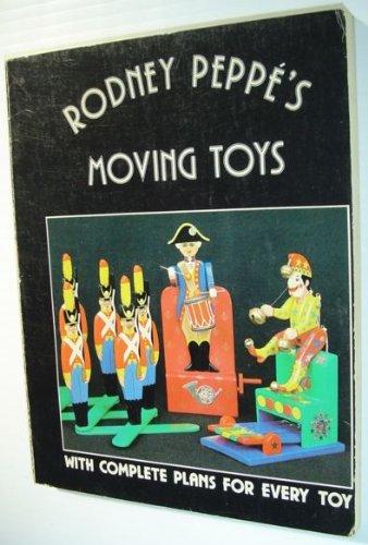 9780806954240: Rodney Peppe's Moving Toys