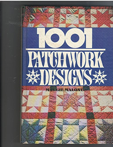 9780806954615: 1001 patchwork designs