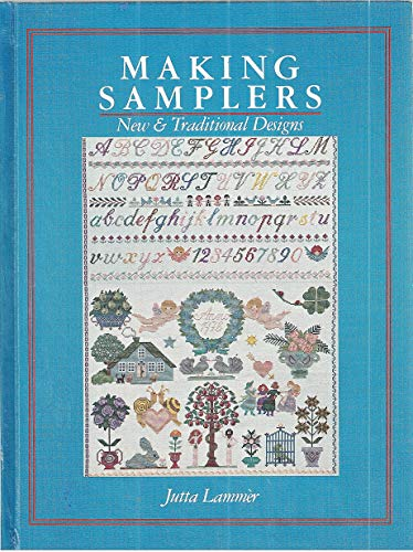 9780806955100: Making Samplers: New and Traditional Designs (English and German Edition)