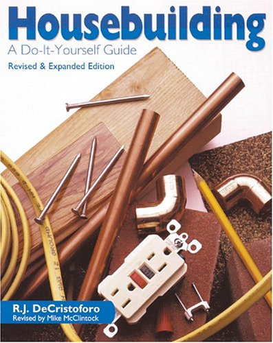 9780806955216: Housebuilding: A Do-It-Yourself Guide