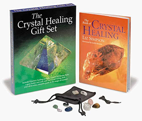 The Crystal Healing Gift Set: Inc. Sterling Publishing Co.