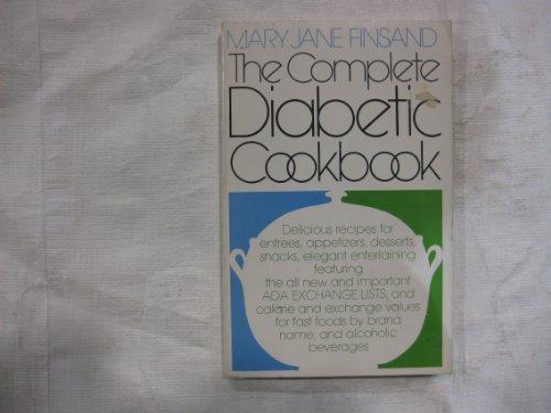 9780806955551: The complete diabetic cookbook