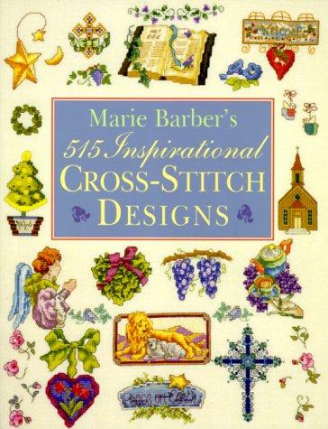 9780806955988: Marie Barber's 515 Inspirational Cross-Stitch Designs
