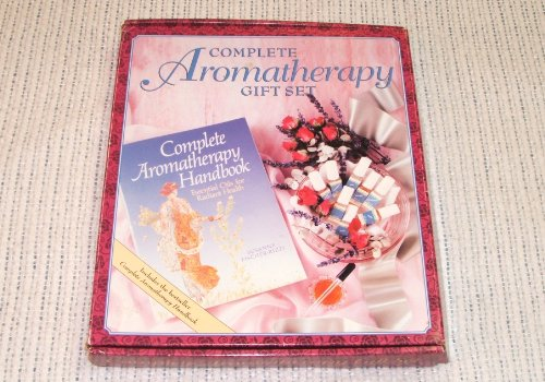 9780806956879: Complete Aromatherapy Gift Set/Includes 8 Pure Essential Oils, Eyedropper and Complete Aromatherapy Handbook