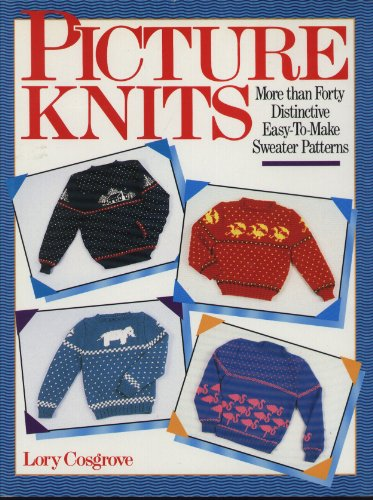 9780806957562: Picture Knits (A Sterling/Lark book)