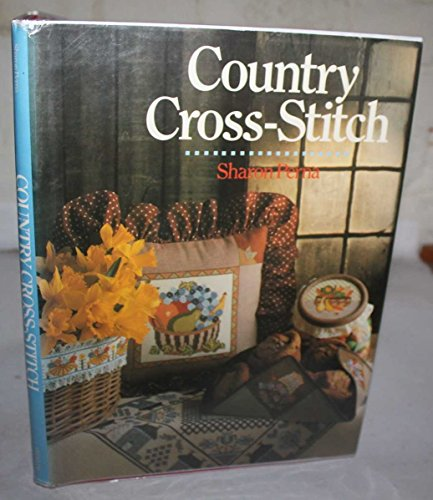 9780806957685: Country Cross-Stitch
