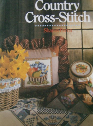 9780806957692: Country Cross-Stitch