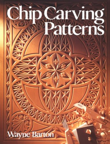 9780806957821: Chip Carving Patterns