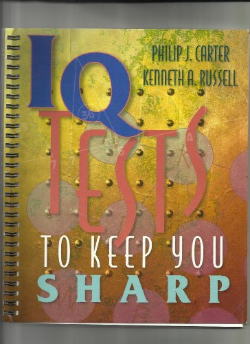 9780806957890: IQ Tests to Keep You Sharp